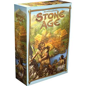 Stone Age - History Knowing Worker Placement Games
