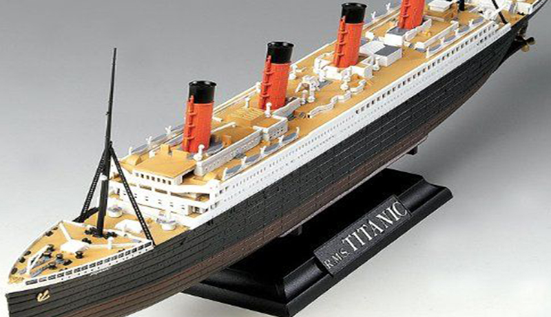 Best Titanic Model Kit