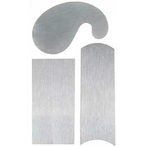 Crown Cabinet Scraper | Set Of Three | Carbon Steel