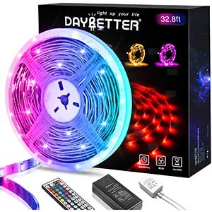 Daybetter LED light strips/color changing LEDs / 32.8.inch