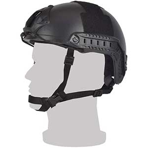 Emersongear Ballistic Helmet | Adjustable | NVG Mount
