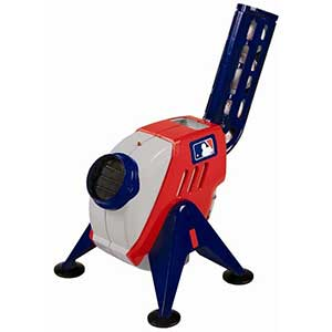 Franklin Baseball Pitching Machine | For Kids | Adjustable Speed