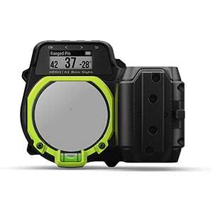 Garmin Xero A1 Archery Sights | Unobstructed Views | Auto-Ranging
