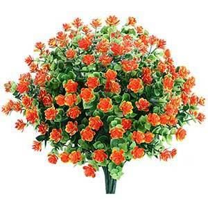 GreenRain Outdoor Artificial Flowers | Maintenance-Free
