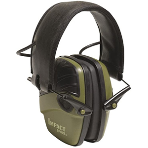 Howard Leight Impact Sports Hearing Protection | Foam-Padded