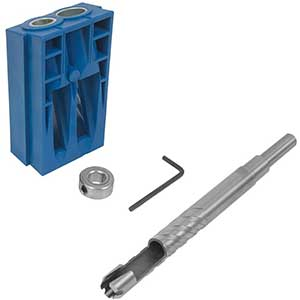 Kreg Plug Cutter   Pocket Hole   Durable   Set Of 3 Pieces