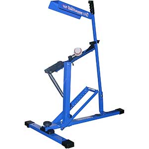 Louisville Blue Pitching Machines for Baseball | 25lbs | 25mph