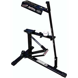 Louisville Pitching Machines for Baseball | Black | 50 mph