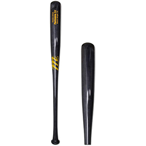 Marucci Wooden Bats For Baseball   Handcrafted   Black   33inch