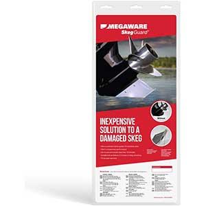 Megaware Skeg Guard | Stainless Steel | Durable