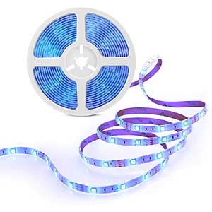 Minger color changing LED strip lights/flexible strip/16.4ft.
