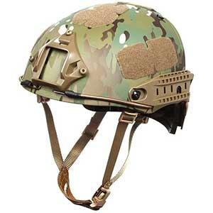 Outry Ballistic Helmet | Side Rail | NVG Mount