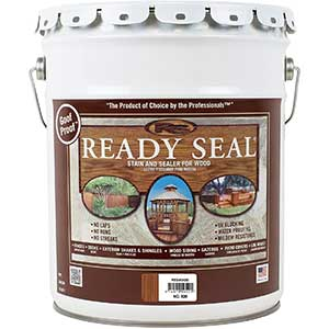 Ready Seal Stain For Exterior Wood Door | UV Blocking | 5 Gallon