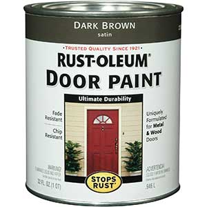 Rust-Oleum Stain For Exterior Wood Door | Durable | 32 Oz