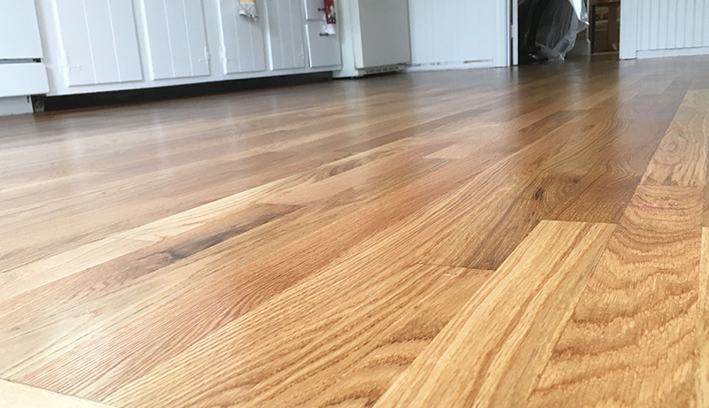 Stains for White Oak