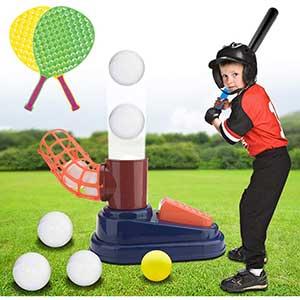 Tee Game Best Softball Pitching Machine | Kids Friendly