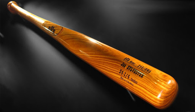 Wooden Bats for Baseball