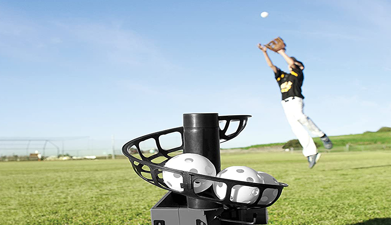 best pitching machines for baseball