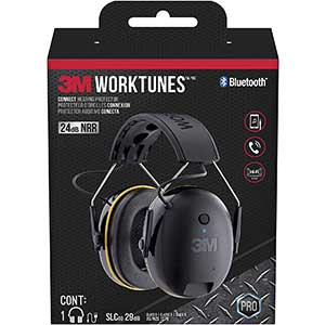 3M Electronic Hearing Protection | Bluetooth Technology