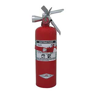 Amerex Fire Extinguisher For Electrical Fire | 10 pounds