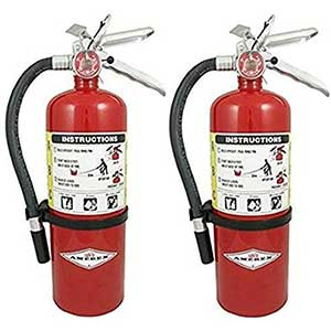 Amerex Fire Extinguisher For Electrical Fire | 20 pounds