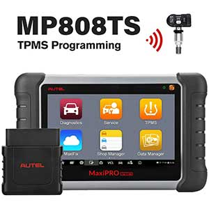 Autel MaxiPRO Diagnostic Scanner | All Functions | Wi-Fi