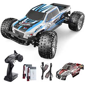 DEERC Gas Powered RC Cars | Shock Absorption | Durable Component
