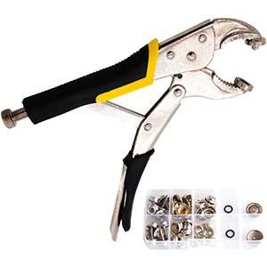 DianMan Snap Fastener Tool   Adjustable Setter