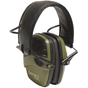 Howard Leight Electronic Hearing Protection | Budget Friendly