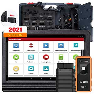 LAUNCH Diagnostic Scanners | All Systems Scan Tool | 30+ Reset