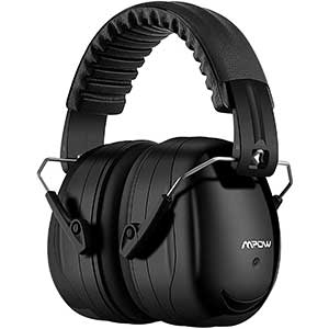 Mpow Ear Muffs For Shooting | Adjustable | NRR 28dB