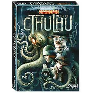 Pandemic Expansion: Reign Of Cthulhu