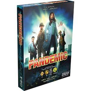 Pandemic Expansion: Z-man Games