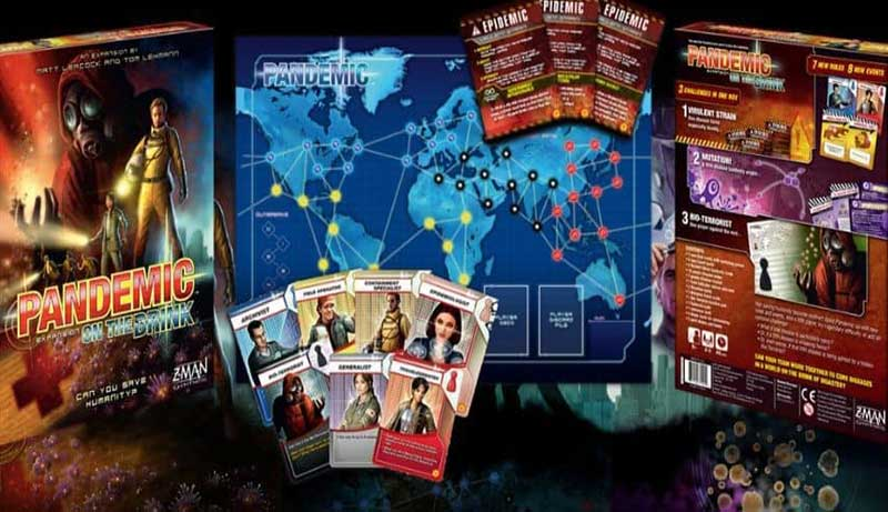 Pandemic Expansion