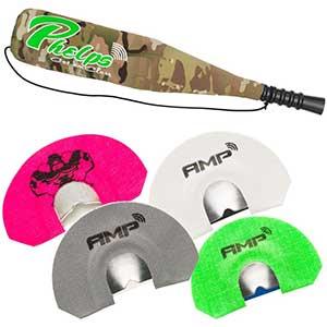 Phelps AMP Elk Calling Kit  One Size  Elk Bugle