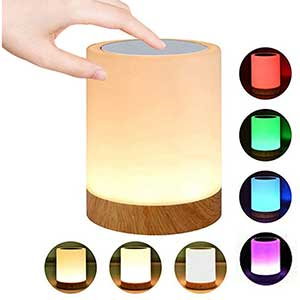 ROYFACC Color Light For Sleeping | Touch Sensor | Rechargeable