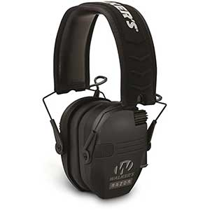 Walker's Ear Muffs For Shooting | Slim | Electronic | NRR 23dB