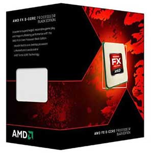 8120 AMD FX Processor | 8-Core | 3.1GHz