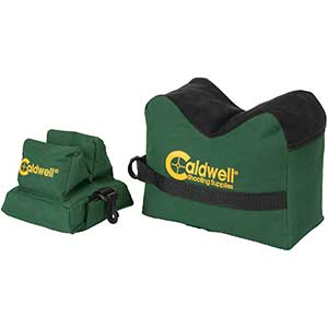 Caldwell Front and Rear Shooting Rest Bags   Resist Water   7lbs