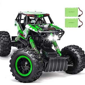 DOUBLE E 4WD RC Monster Truck | 40+ Min Play | 45kmh