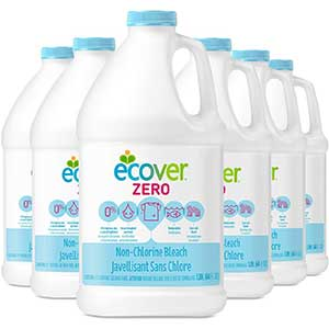 Ecover Non-Chlorine Bleach | Non-Toxic | Pack Of 6