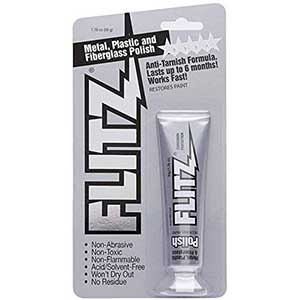Flitz Stainless Steel Scratch Remover | Several Packs