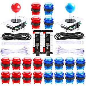 Hikig Arcade Buttons | Windows | 2 Player