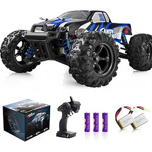 IMDEN 4WD RC Monster Truck | Off Road | 30+ mph | 1:18 | 2.4Ghz