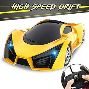KULARIWORLD 1:16 Drift RC Car | Led Headlight | 10 Kmh