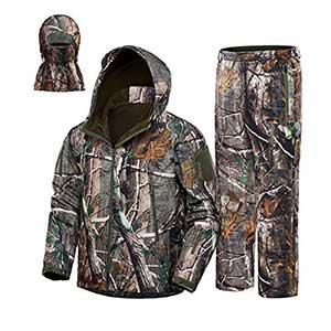 NEW VIEW Upgraded Hunting Clothes | Less Noisy | Comfortable