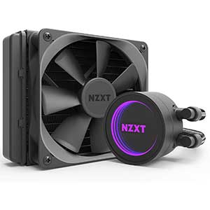 NZXT M22 RGB 120mm AIO Cooler | Mirror Design | Extended Tube