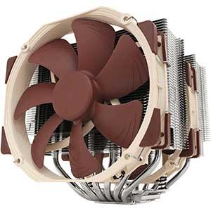 Noctua NH-D15 Budget CPU Cooler | PWM Fans