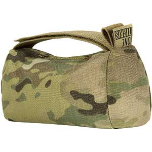 OneTigris Multicam Shooting Rest Bags | Front & Rear | Pre-filled