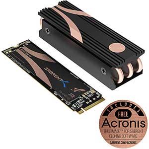 Sabrent Rocket M.2 SSD for Gaming | Heatsink | Gen4 | 2TB